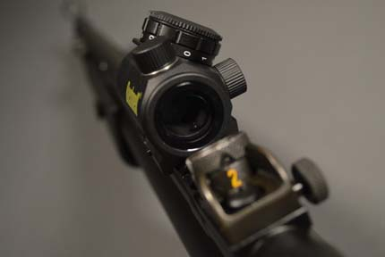 bushnell trophy red dot review