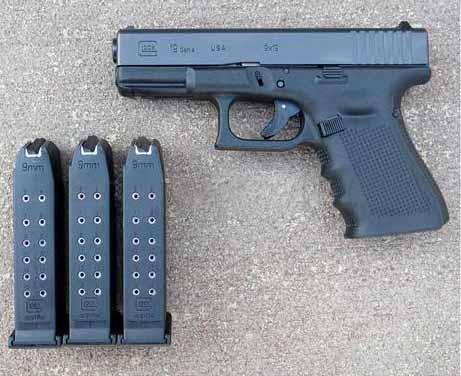 glock 19 4th gen