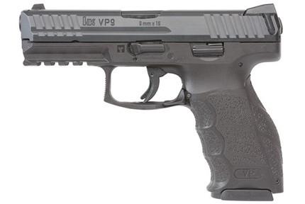 hk vp9 9mm