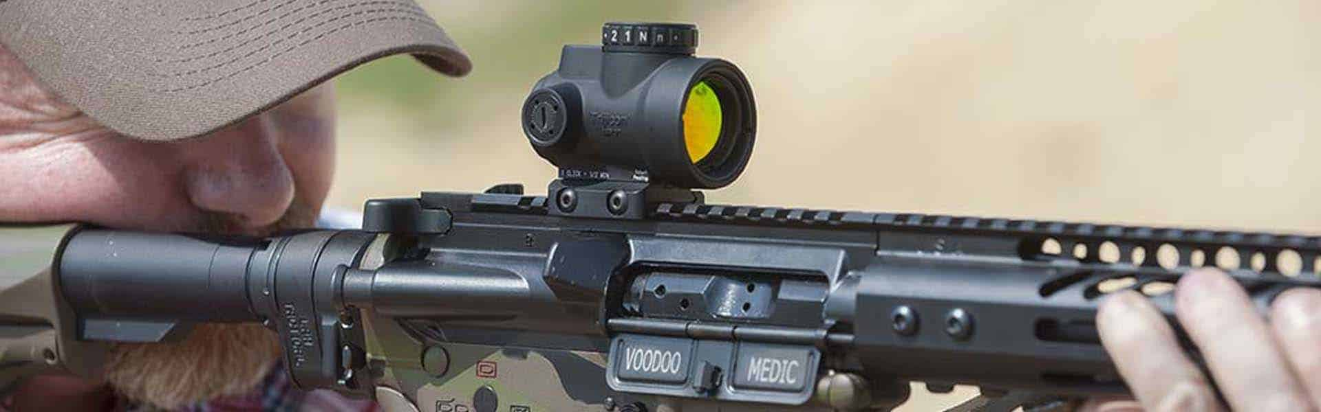 Trijicon MRO Red Dot Sight Review