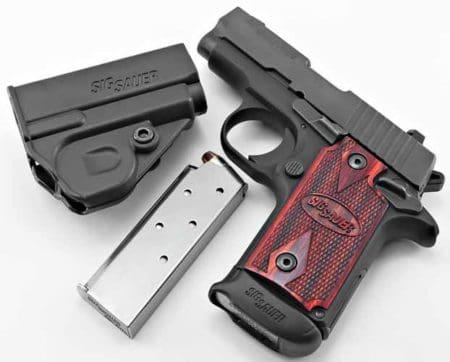 Sig Sauer P238 [Review 2019] - Is This Handgun Worth The Money?