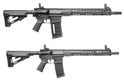 difference between ar15 and ar10