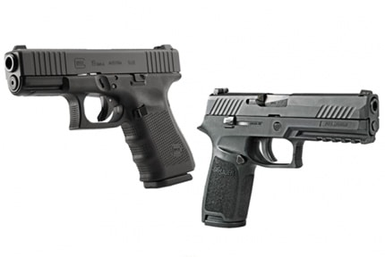 Sig Sauer P320 vs Glock 19 - Which Is Best For Carry? [2019 Guide]