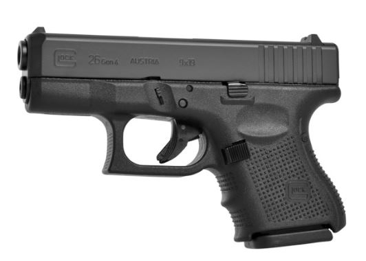 glock 26 concealed carry