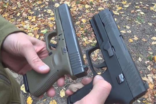 glock vs sig p320