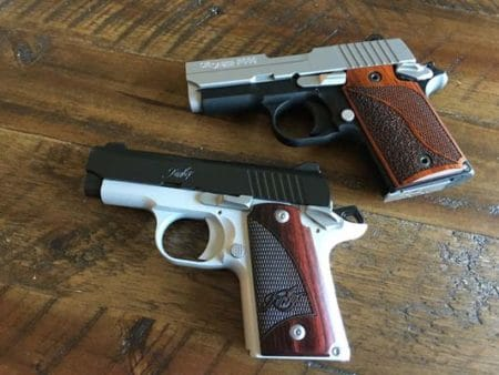 Sig Sauer P938 vs  Kimber Micro 9 - Which Is Best For You