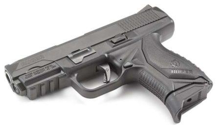 ruger 9mm pistol