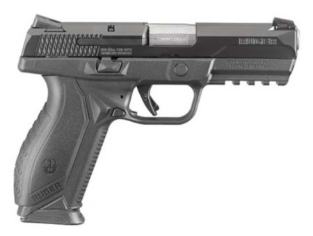 ruger american pistol review