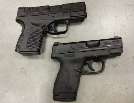 springfield xds vs shield