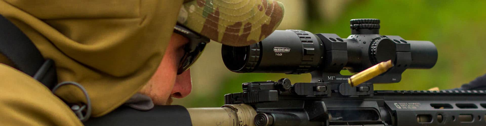 Vortex Optics Strike Eagle 1-6×24 Review